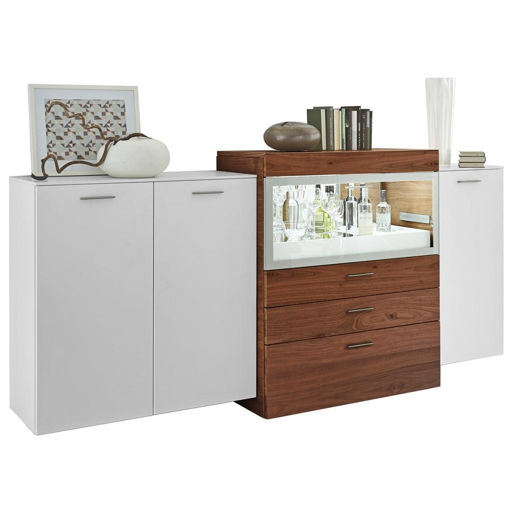 vitrine kernnussbaum preisvergleich die besten angebote online kaufen. Black Bedroom Furniture Sets. Home Design Ideas