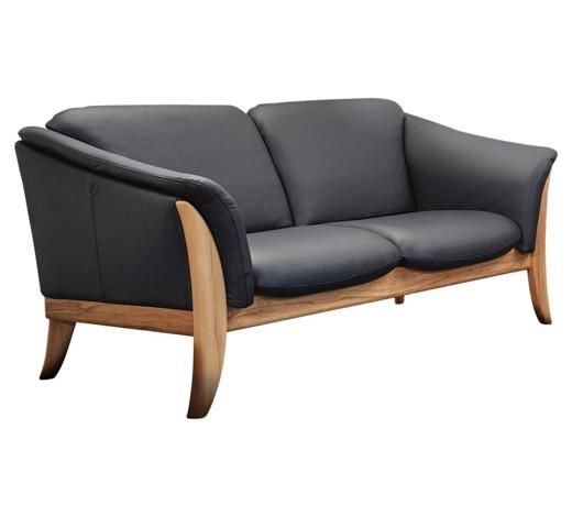 Sofa echtleder schwarz online kaufen xxxlshop Lederpflegemittel sofa