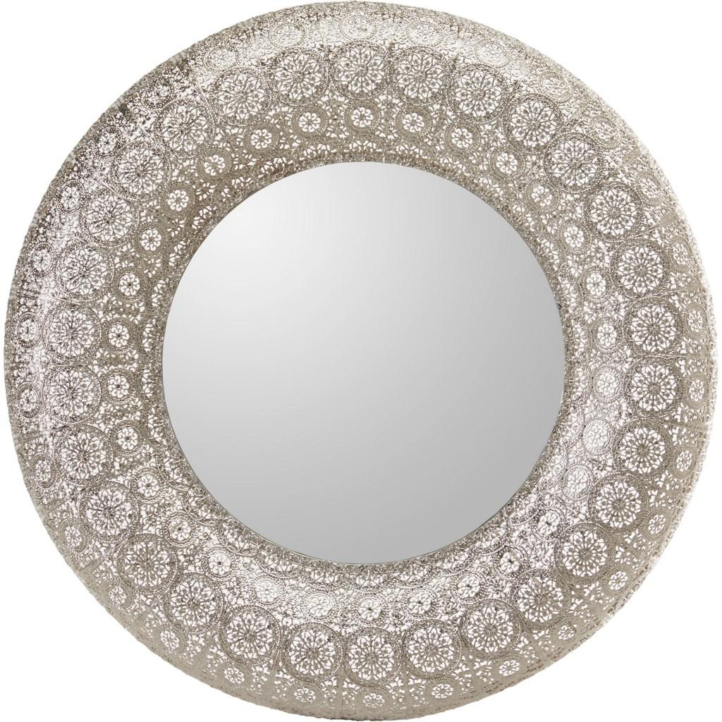 spiegel mit metallrahmen preisvergleich die besten. Black Bedroom Furniture Sets. Home Design Ideas