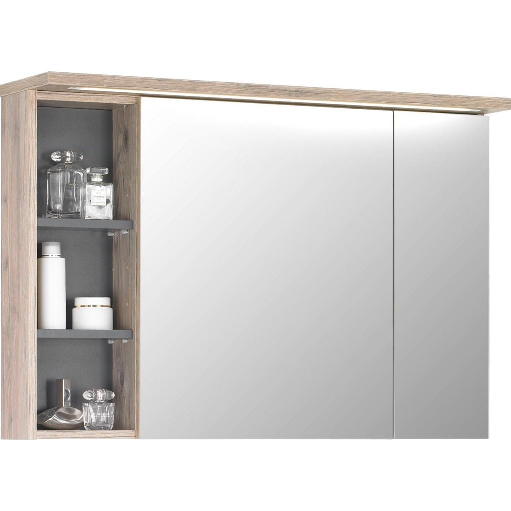 spiegelschr nke 90 cm preisvergleich die besten angebote online kaufen. Black Bedroom Furniture Sets. Home Design Ideas