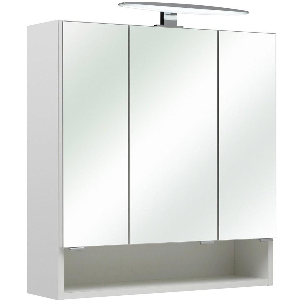 spiegelschrank 70 cm preisvergleich die besten angebote. Black Bedroom Furniture Sets. Home Design Ideas