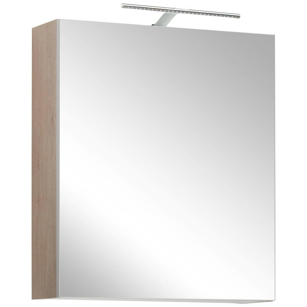 spiegelschrank 60 alu preisvergleich die besten angebote. Black Bedroom Furniture Sets. Home Design Ideas