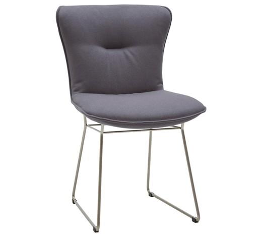 stuhl anthrazit edelstahlfarben online kaufen xxxlshop. Black Bedroom Furniture Sets. Home Design Ideas