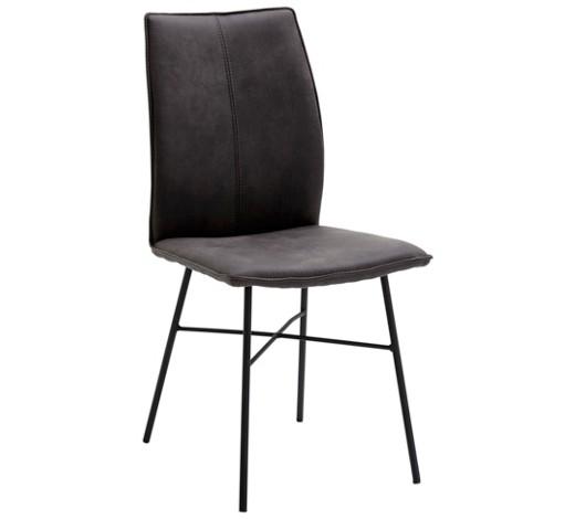 stuhl eisen anthrazit schwarz online kaufen xxxlshop. Black Bedroom Furniture Sets. Home Design Ideas