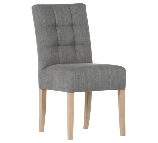 stuhl flachgewebe grau online kaufen xxxlshop. Black Bedroom Furniture Sets. Home Design Ideas