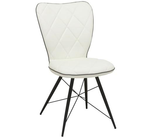 stuhl eisen schwarz wei online kaufen xxxlshop. Black Bedroom Furniture Sets. Home Design Ideas