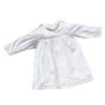 TAUFKLEID - Weiß, Textil (62) - MY BABY LOU