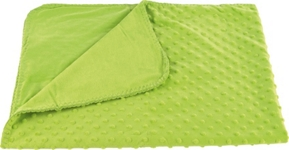 SCHMUSEDECKE 75/100 cm - Grün, Textil (75/100cm) - MY BABY LOU