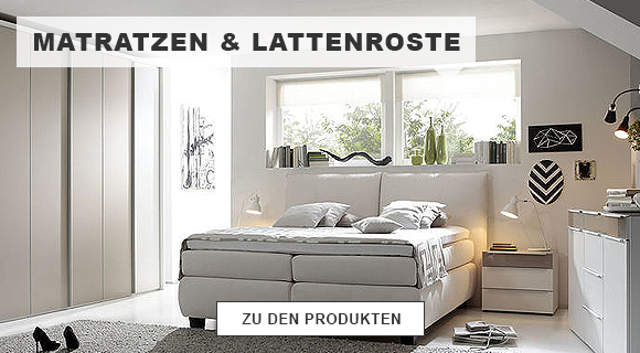 Dieter Knoll collection Matratzen & Lattenroste