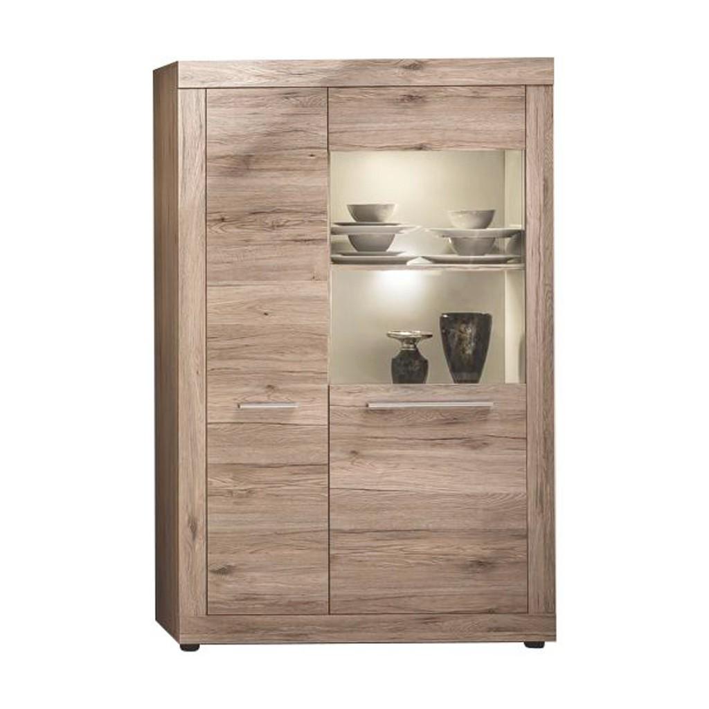 weiss vitrine preisvergleich die besten angebote online kaufen. Black Bedroom Furniture Sets. Home Design Ideas