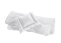 KINDERBETTSET 80/80 cm - Weiß, Textil (80/80cm) - MY BABY LOU
