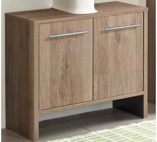 waschbeckenunterschrank eichefarben online kaufen xxxlshop. Black Bedroom Furniture Sets. Home Design Ideas