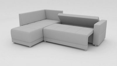 Sofa halbrund-geschwungen  Vielfältige Polstermöbelauswahl