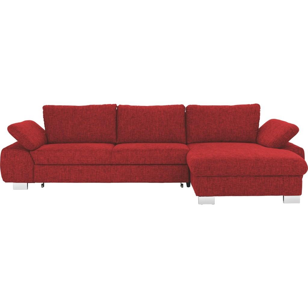 Wohnlandschaft bari rot sofas zum halben preis for Wohnlandschaft konfigurieren