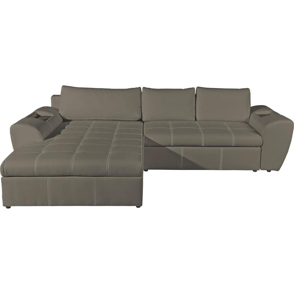wohnlandschaften grau preisvergleich die besten angebote online kaufen. Black Bedroom Furniture Sets. Home Design Ideas