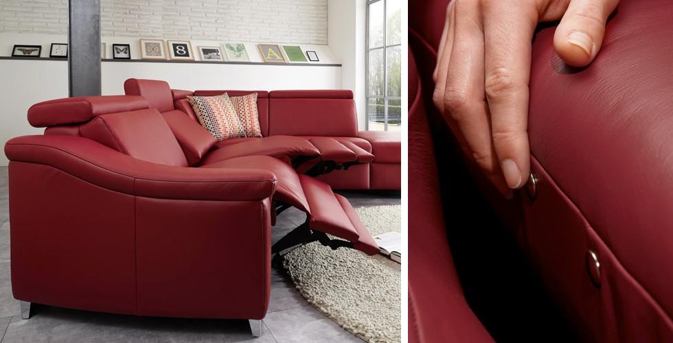 Komfortable Elektrisch Verstellbare Relaxfunktion Von XXXLutz