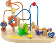 MOTORIKSPIEL - Multicolor, Holz (20/23,7/18,7cm) - MY BABY LOU