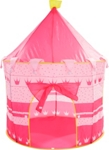 SPIELZELT - Pink/Rosa, Textil/Metall (100/100/130cm) - MY BABY LOU