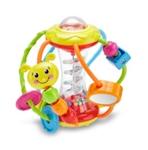 LERNSPIEL - Multicolor, Kunststoff (15,5/15,5/16,3cm) - MY BABY LOU