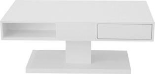 COUCHTISCH In 110 45 60 Cm Weiss