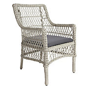 ZAHRADNÍ KŘESLO - šedá/antracitová, Lifestyle, kov/textil (57/89/69cm) - AMBIA GARDEN