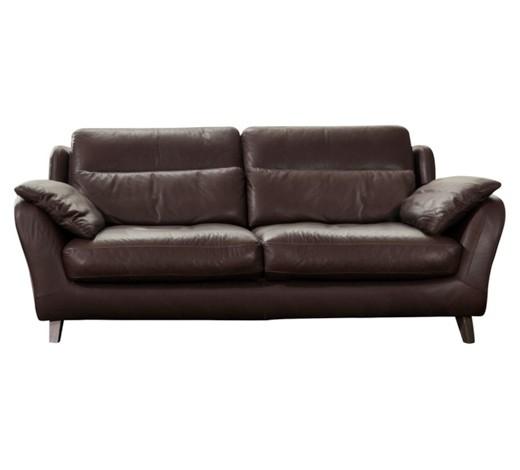 zweisitzer sofa echtleder braun online kaufen xxxlshop. Black Bedroom Furniture Sets. Home Design Ideas